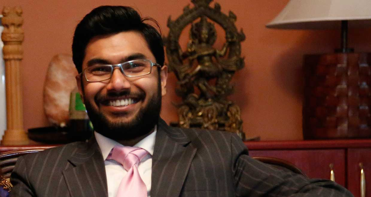 Agrawala pranay agrawala, ex-law-firmite on starting up with lex