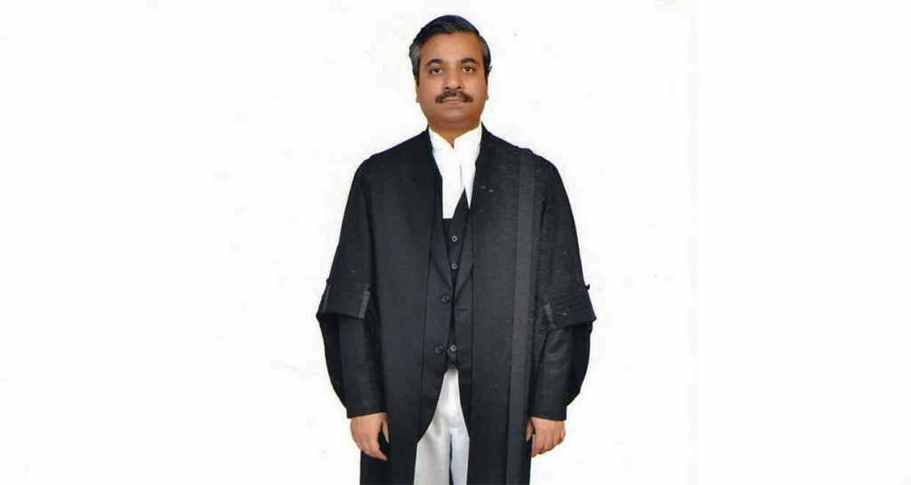 Huzefa Ahmadi, Senior Advocate, Supreme Court, on an ...