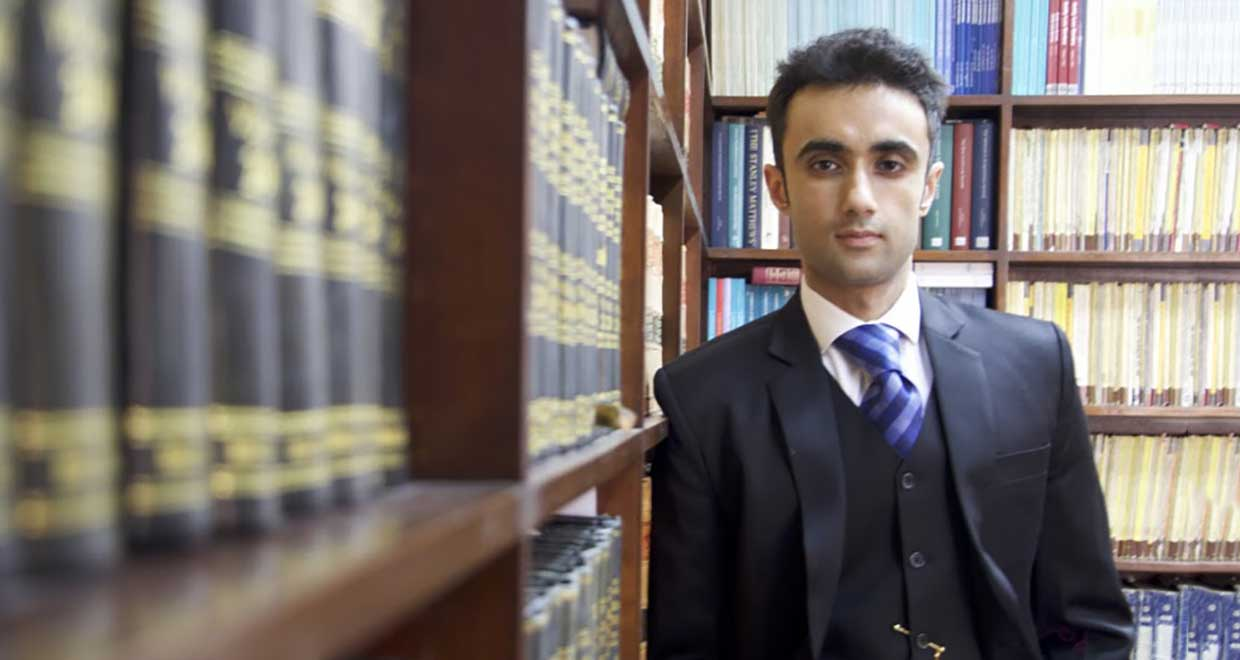 Arush Khanna, Independent Practitioner, on litigation and being the Youngest Indian Scholar at IBPA – SuperLawyer – share your career experience and professional insights with law students and lawyers