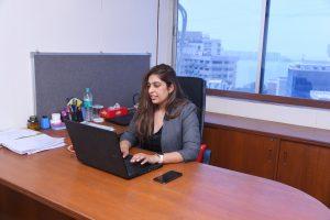 Sameena Jahangir Partner at Kochhar and Co